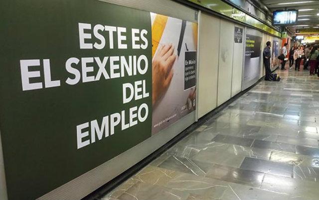 A junio de 2018, más de 3 millones de mexicanos mantenían dos trabajos (Foto: Karina Casarrubias/algunos derechos reservados)