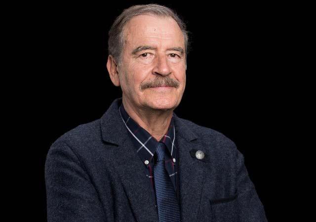 El expresidente Vicente Fox es miembro del consejo de la empresa productora de marihuana medicinal Khiron Life Sciences Corp. Foto: Twitter @VicenteFoxQue