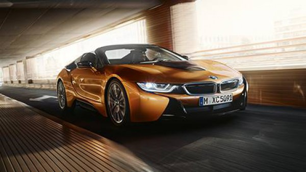 BMW i8 Roadster Foto: bmw.es