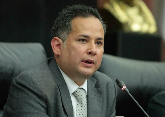 Santiago Nieto se integró a la campaña de AMLO en mayo de 2018 (Foto: Jehusin)
