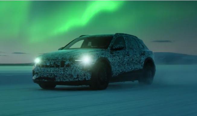 Audi reveló algunos detalles de su primer auto totalmente eléctrico. (Foto: Audi)