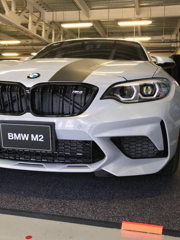 BMW M2 Competition Foto: Twitter BMW México @BMWMex