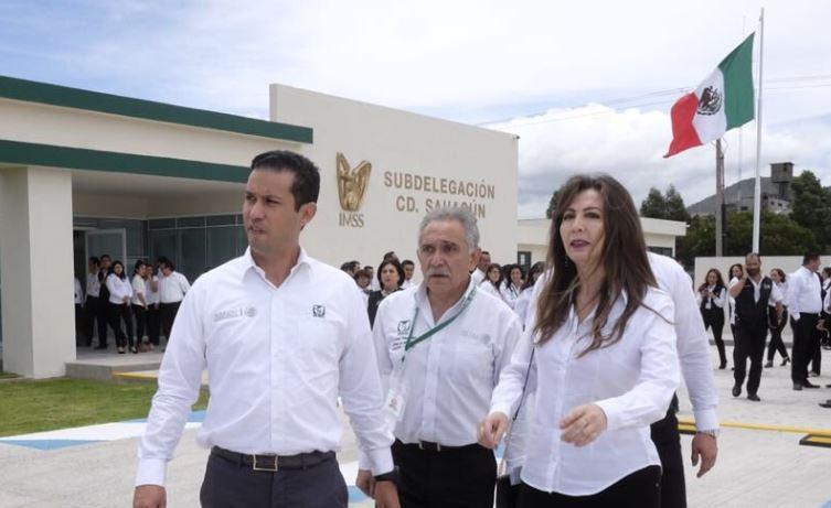Tuffic Miguel Ortega, Director General del IMSS, presumió en redes sociales los más de 20 millones de trabajadores afiliados.