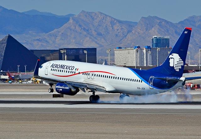 Las fricciones entre la ASPA y Aeroméxico han aumentado desde el despido de tres pilotos que tripulaban el avión que colapsó en Durango a finales de julio (Foto: Tomás del Coro)