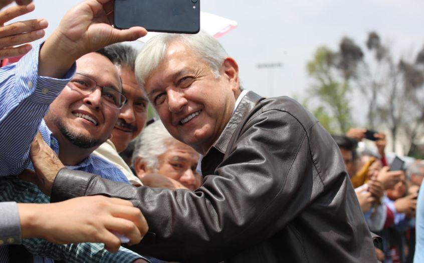 A tan solo unos meses de tomar protesta como presidente, AMLO se ubica en la segunda fase del ciclo político. Foto: Twitter @lopezobrador_