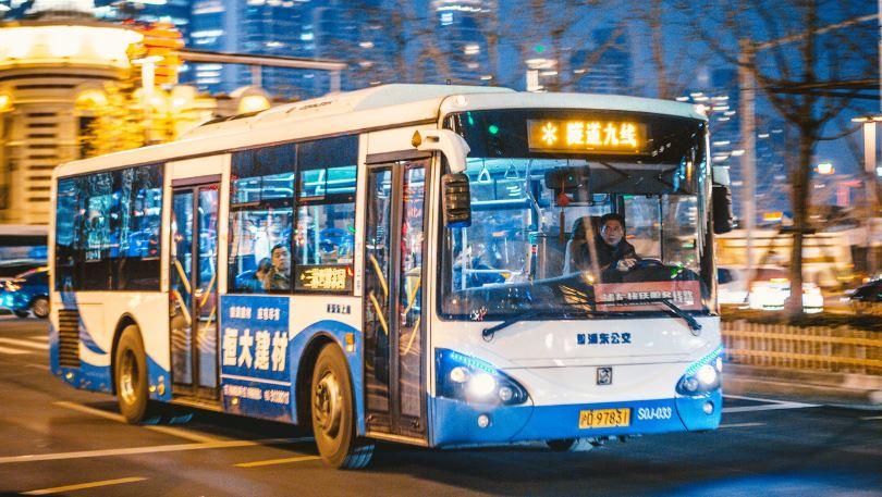 Shenzhen cuenta con más de 16 mil autobuses eléctricos en toda la ciudad. Foto: hans-johnson/flickr
