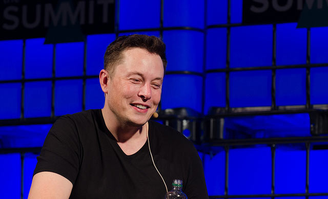 Tras los tuits de Musk, las acciones de Tesla subieron 11% de un día a otro. Foto: Heisenberg Media