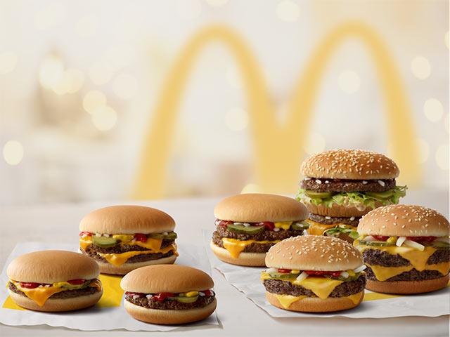 Se retirarán todos los conservadores, sabores y colorantes artificiales que McDonalds coloca en el queso americano, la salsa especial y todos los panes de las hamburguesas. Foto: McDonalds.