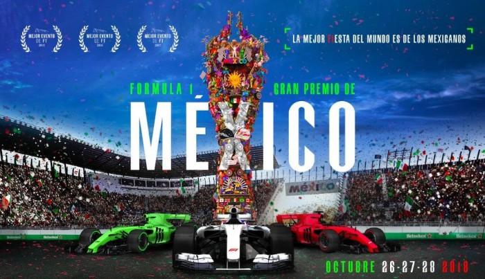 Por tres años consecutivos la FIA ha reconocido al de México como el mejor evento del año (Imagen: méxicogp.com).