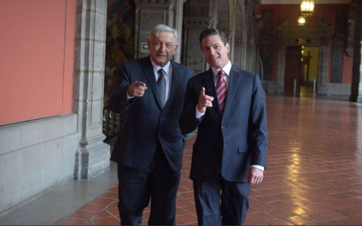 Las estimaciones de crecimiento para 2018 y 2019 de distintas instituciones no prevén un rompimiento del ciclo político de México en este cambio de gobierno. Foto: Presidencia