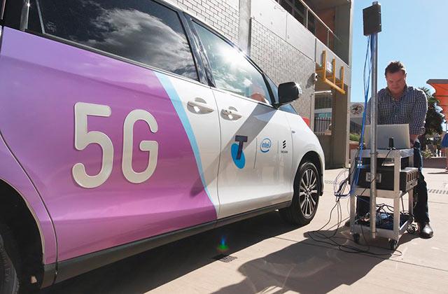 Las redes 5G se han perfilado como el futuro de la telefonía móvil (Foto: @ericsson)