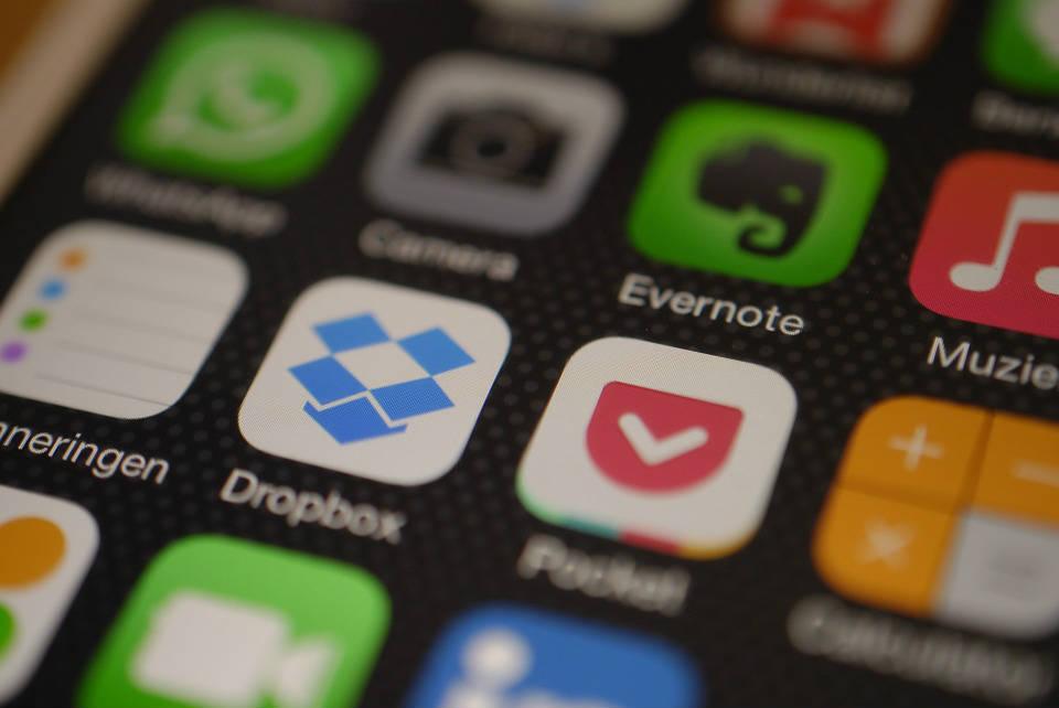 Startups como Dropbox fueron concebidas como servicios B2B y hoy su valoración alcanza los miles de millones de dólares