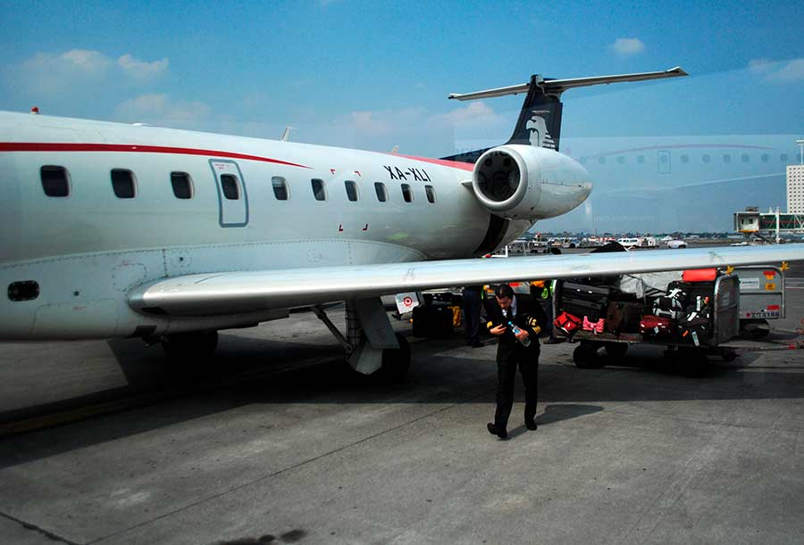 Operar en el aeropuerto de Toluca representaría mayores costos para las aerolíneas que decidan hacerlo (Foto: Alex Covarrubias)