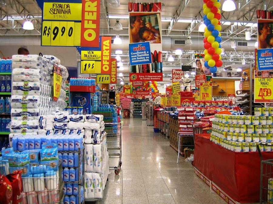 Las ventas de Walmart México son impulsadas en un 45.1% por el formato de Bodega Aurrerá. Foto:OS2Warp