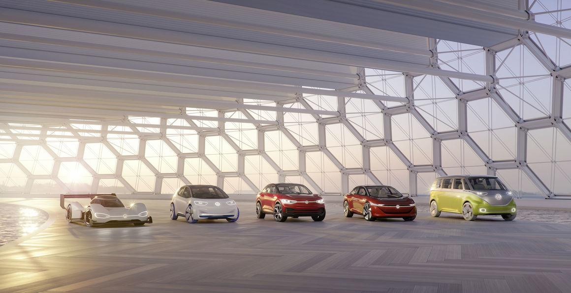 Autos eléctricos a precios más asequibles para el público es la estrategia de Volkswagen (Foto: Volkswagen).