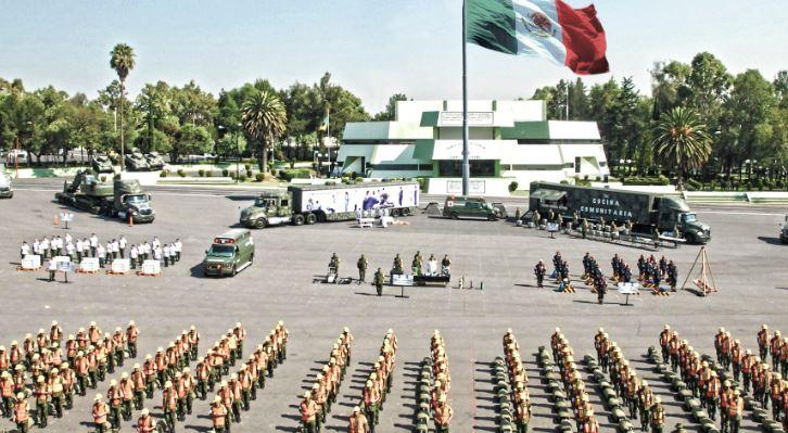 El Ejército mexicano es el más letal del mundo, de acuerdo con el New York Times.