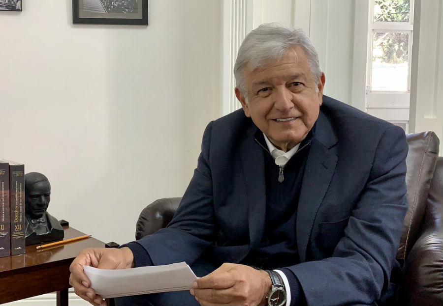 Según AMLO, el consejo asesor empresarial podría ampliarse (Foto:@lopezobrador_)