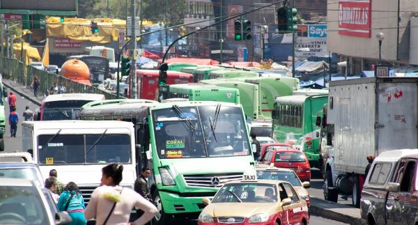 ¿Qué significa congestión en geografía?