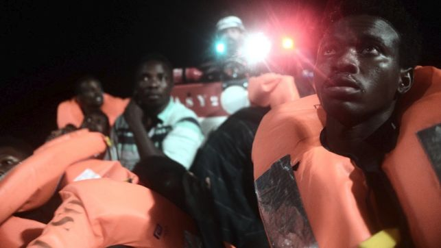 Foto: Kenny Karpov / SOS MEDITERRANEE