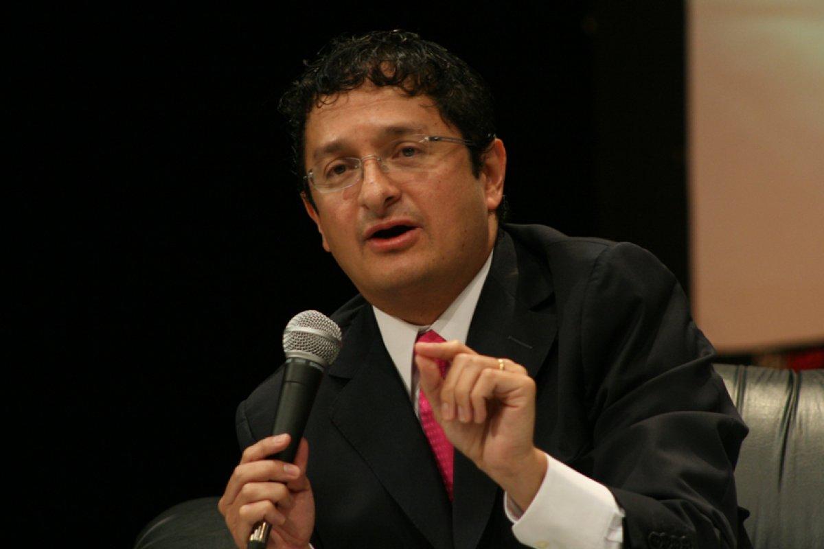 Virgilio Andrade, titular de la Cofemer.