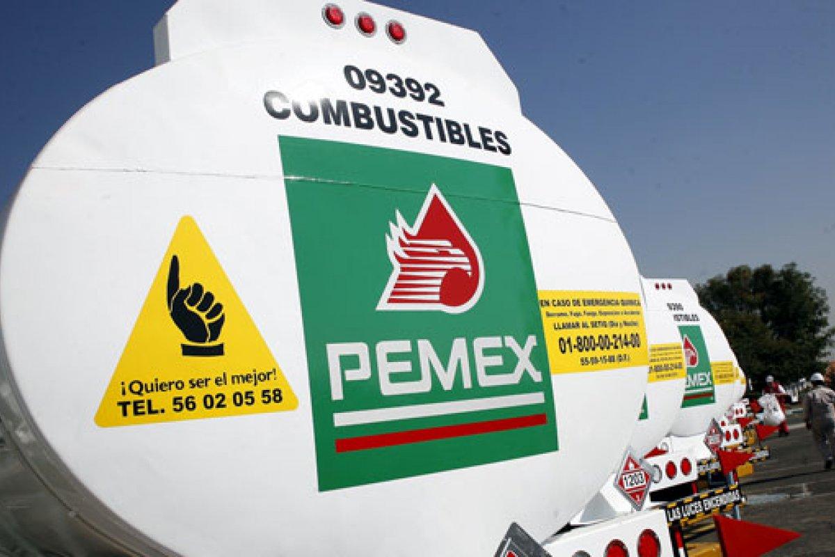 Pemex recibió un amparo que por ahora lo salva de cubrir la multa por hasta 653 millones de pesos de la Comisión Federal de Competencia.
