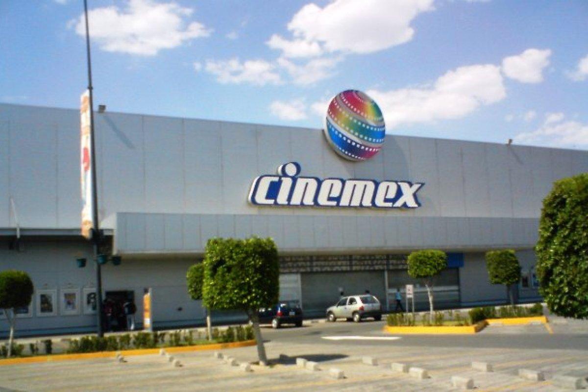 En conjunto, la concentración de Cinemex, Cinemark y Cinépolis es del 95% del mercado nacional.
