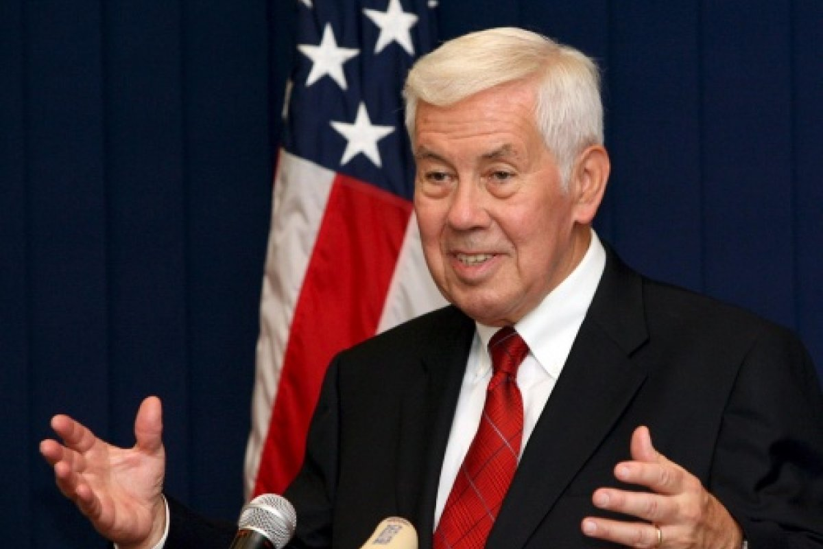 Trascendió en el Senado que el congresista Richard Lugar ha estado cabildeando a favor de la reforma energética.
