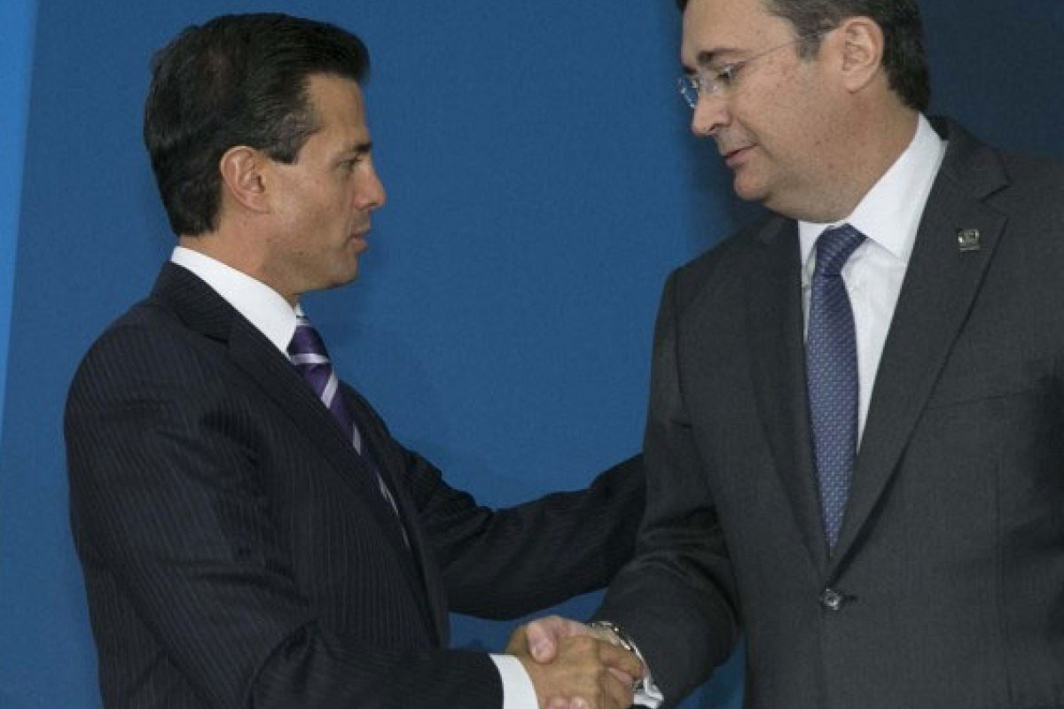 Álvaro Fernández, presidente de la CAINTRA, reiteró el rechazo del empresariado a la reforma fiscal aprobada en 2013.