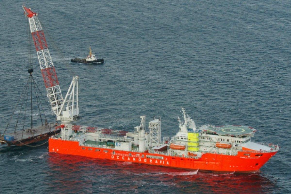 El caso se llevará por separado porque aparentemente las deudas que reclama son a nombre de Amado Yáñez y no de Oceanografía.