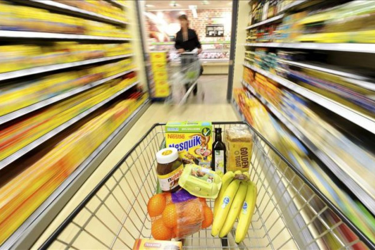 El avance más relevante fue aquel que mide las posibilidades de los hogares para hacer compras de bienes duraderos.