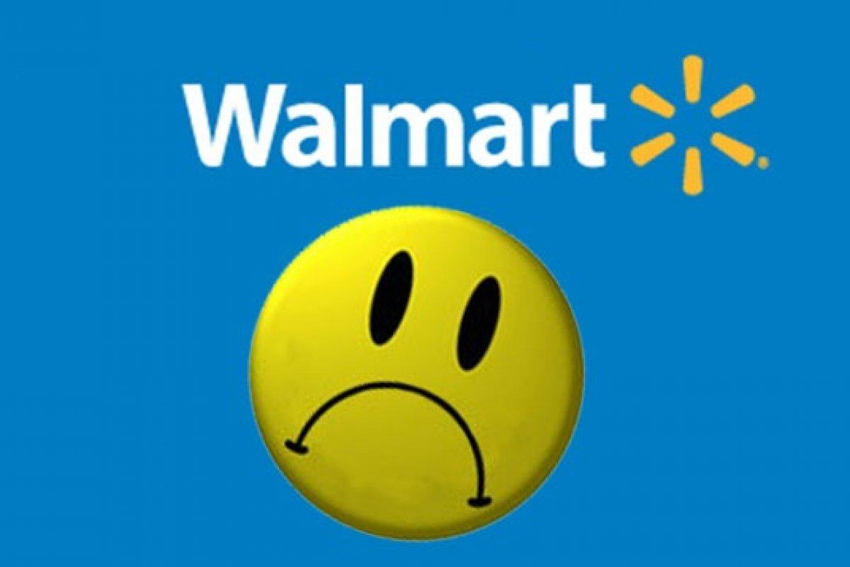 Las ventas obtenidas por Walmex durante abril, fueron inferiores en 1,091 millones de pesos a comparación del mes anterior.