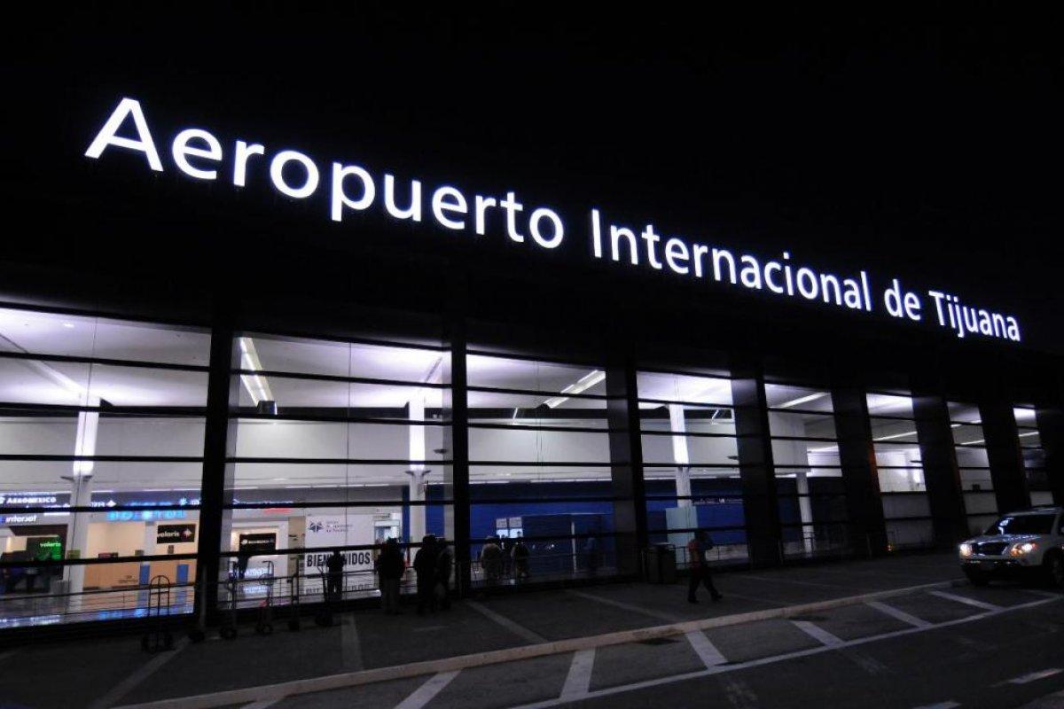 El aeropuerto de Tijuana cuenta con un presupuesto aprobado por más de 75 millones de pesos.