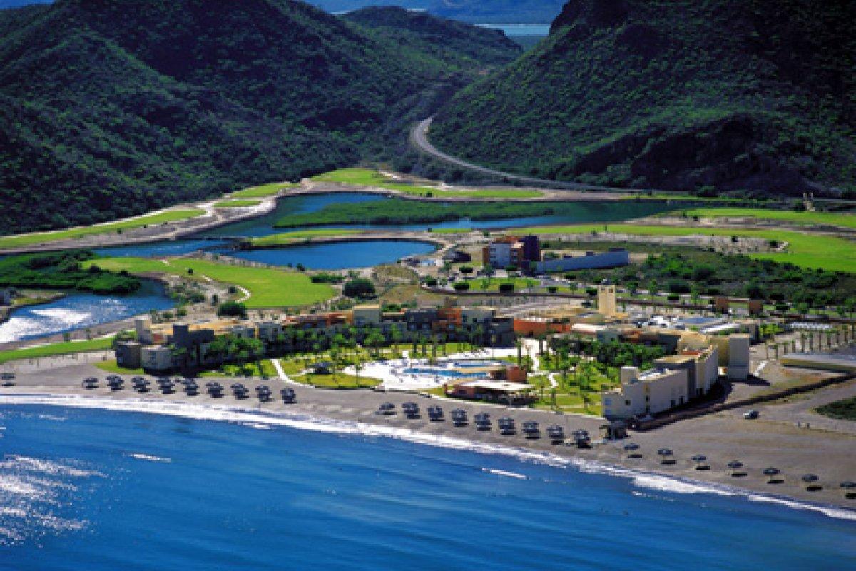 El Programa Nacional de Infraestructura destinará más de 2,300 mdp al desarrollo del polígono de Puerto Escondido ubicada en Loreto.