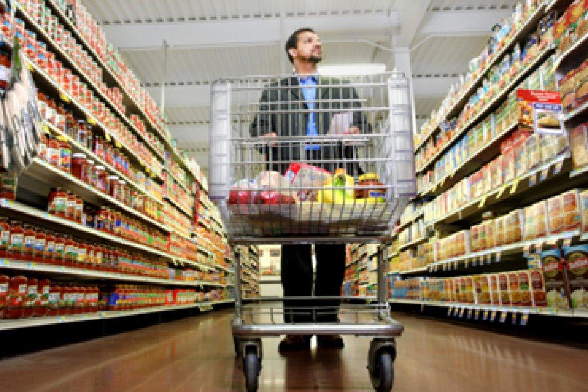 El concenso de los especialistas era una caída de 0.9% para ventas al menudeo.