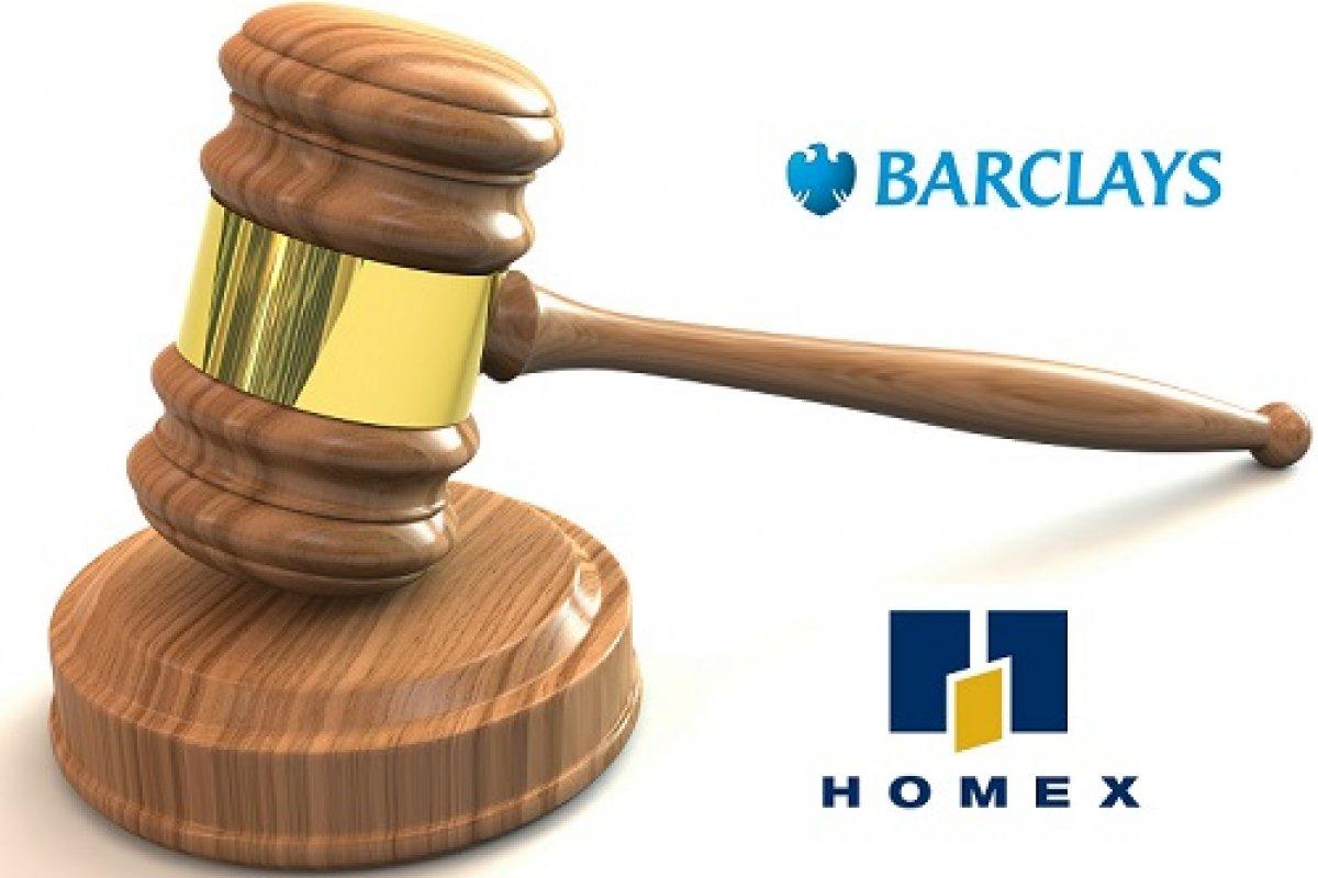 El quebranto generado por las infracciones de Homex, habría costaron 46 millones de dólares a la institución británica.