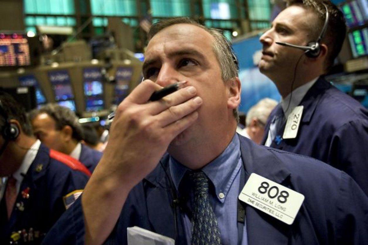 Índices como el Down Jones retrocedieron -0.18% ante la expectativa por el encuentro de la Fed.