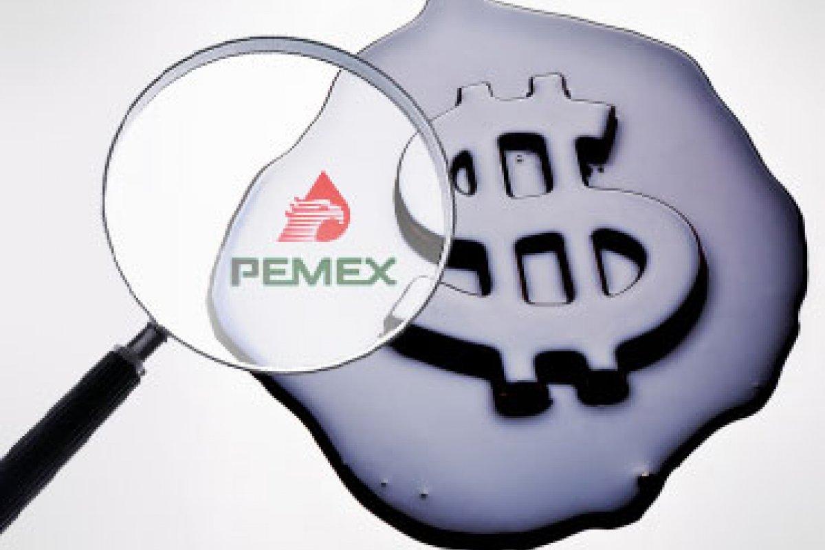 Parte del capital obtenido se canalizará a subsidiarias de la petrolera mexicana.