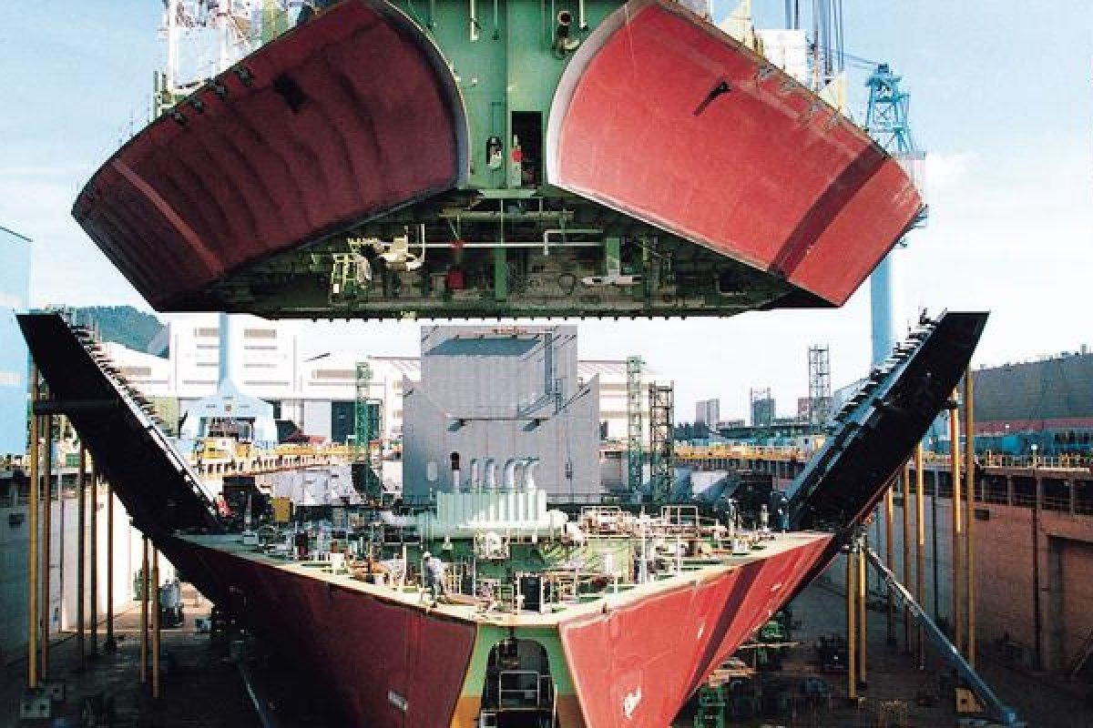 Grupo Tomza también ha explotado el buen momento del mercado, al grado de mandar a construir un buque gasero en Corea.