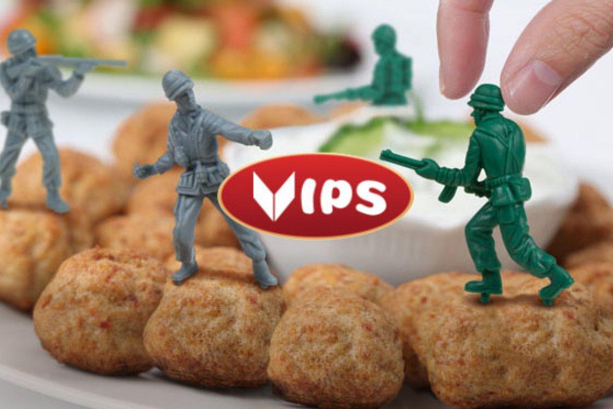 Vips enfrentaría marcas orientadas hacia el sector de la comida rápida.