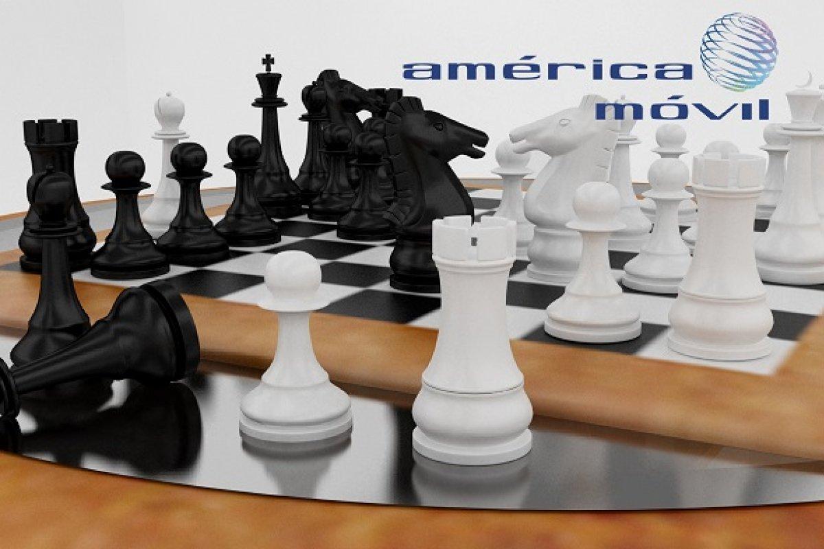 Analistas estiman que América Móvil podría obtener 4 mil 100 millones de dólares de este movimiento.