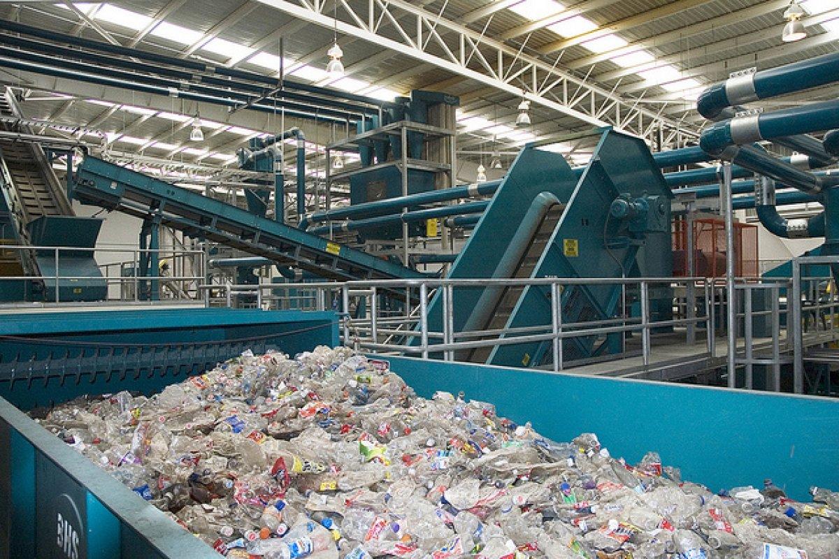 La planta de reciclaje de Pet más grande del mundo se ubica en Toluca, estado de México.