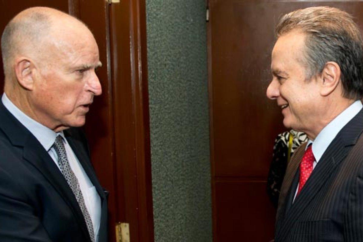 México y California desarrollarán proyectos conjuntos de investigación en materia energética.
