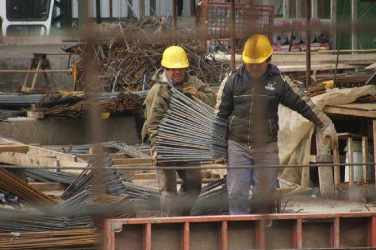 La mano de obra se redujo 3.8% al quinto mes del 2014 frente a lo registrado el año pasado.