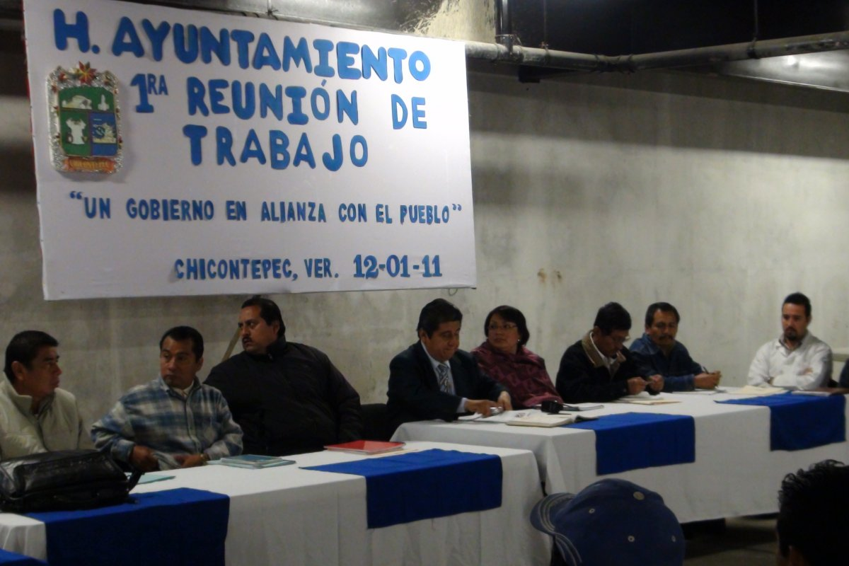 El ayuntamiento de Chicontepec, Veracruz recibirá sólo el 20% del Fondo para resarcir daños por extracción de hidrocarburos, el restante 80% se lo quedará el Estado.