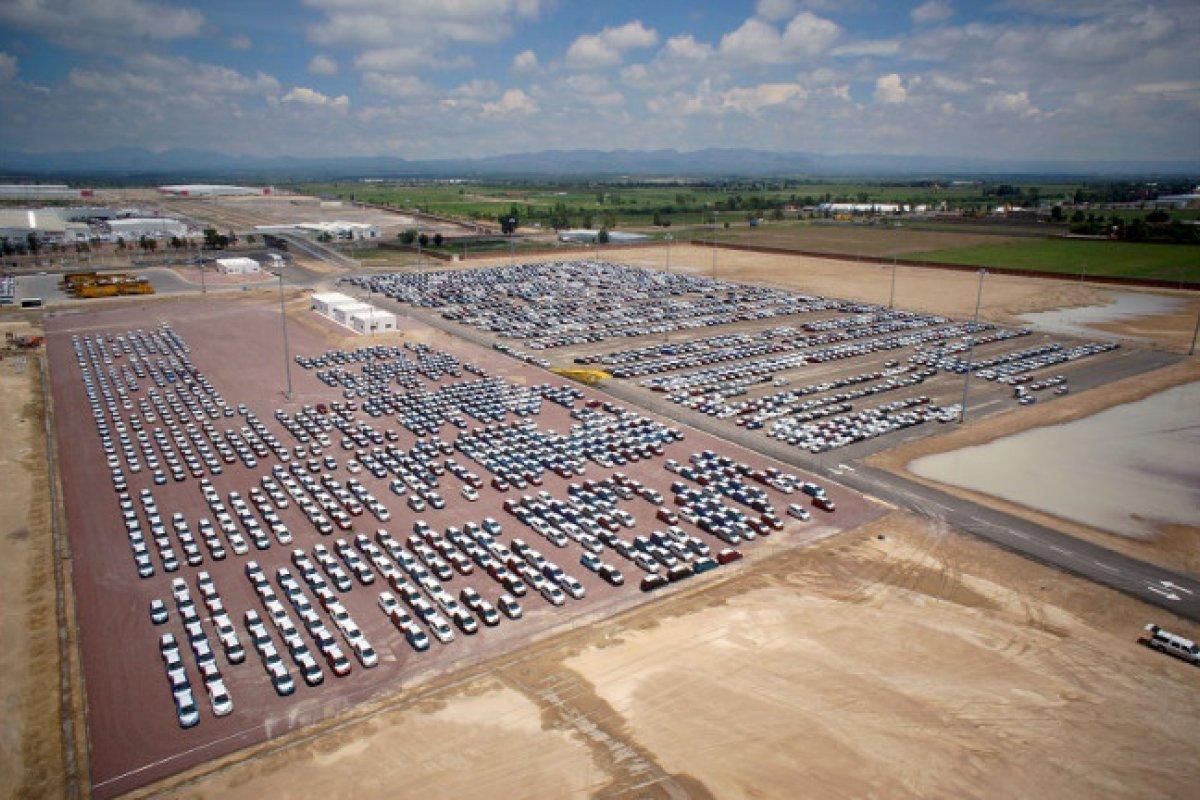 El Centro de Distribución Vehicular contribuirá con las operaciones del proyecto de cooperación estratégica de Renault-Nissan con el grupo Daimler.