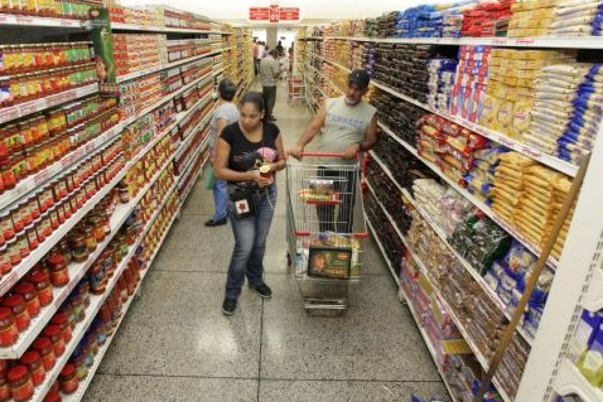 El INEGI informó que aumentó 1.5% el gasto destinado a productos de origen nacional.