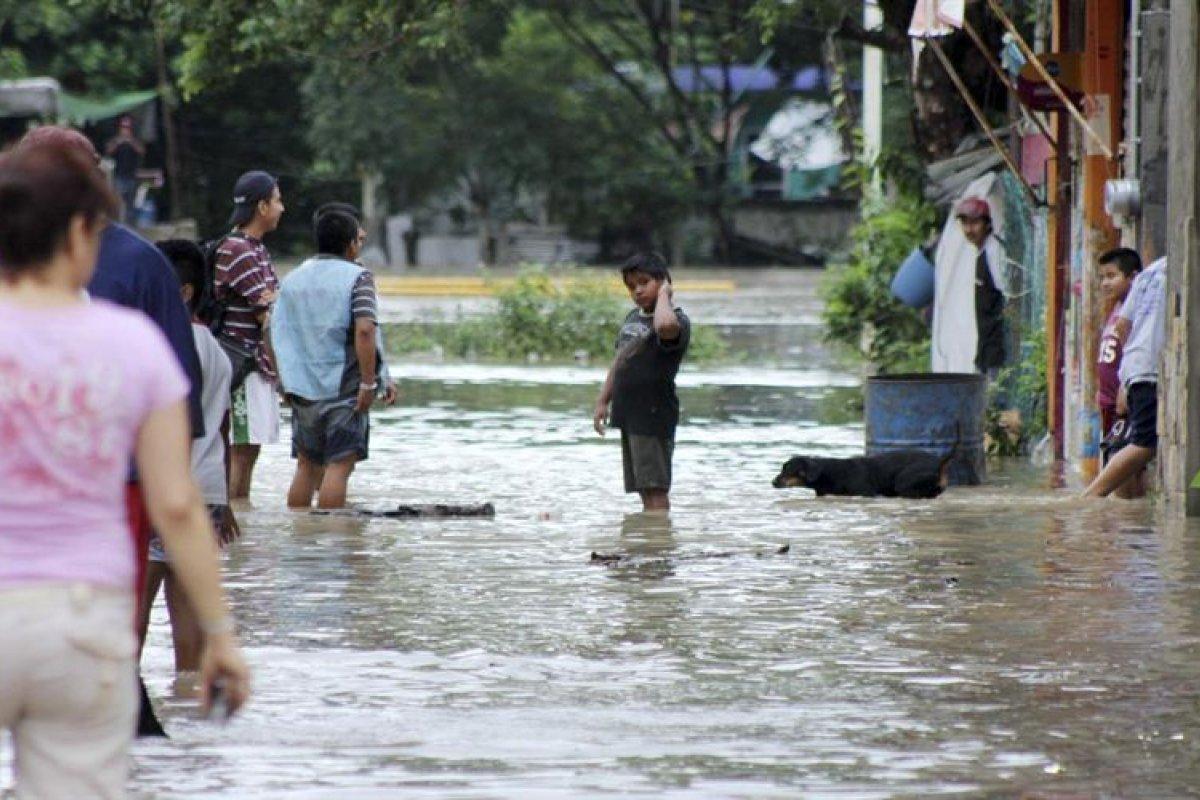Los huracanes Ingrid y Manuel registraron la mayor parte de las pérdidas totales con 34 mil 371 millones de pesos y sólo el 9.65% se cubrieron por seguro.