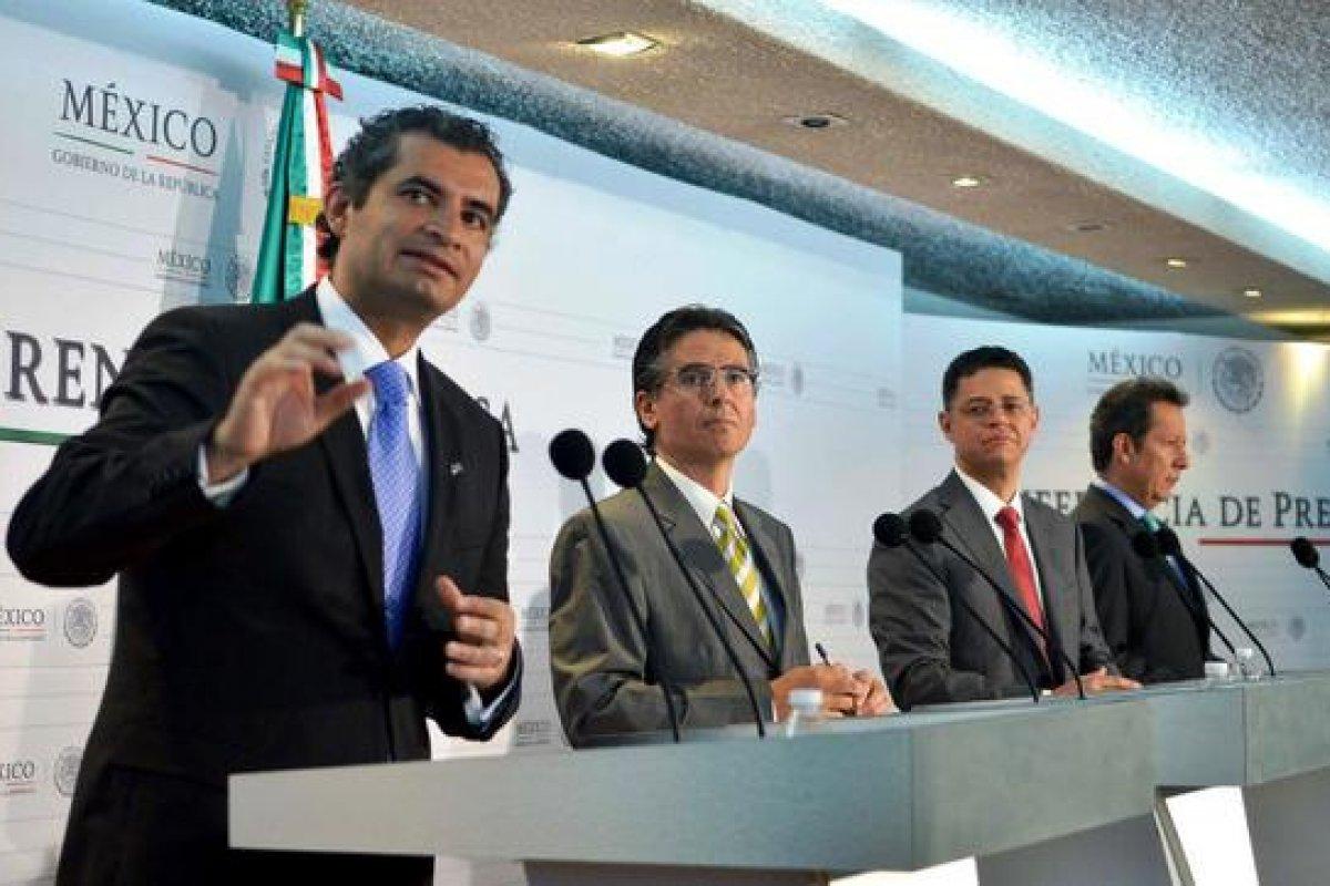 Hacia 2025 se crearán 2.5 millones de plazas laborales producto de los cambios al sector, sostuvo el vocero Eduardo Sánchez.