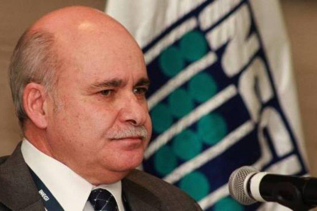 Eduardo Sojo Garza-Aldape fue jefe de asesores económicos del expresidente Vicente Fox y secretario de Economía del gabinete de Felipe Calderón.