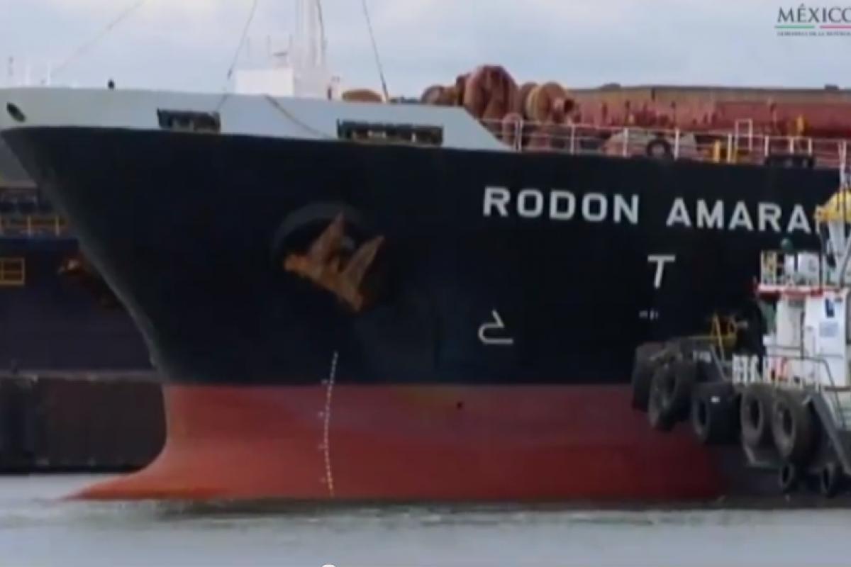 La TEC1 permitirá atender hasta tres barcos al mismo tiempo y reducir hasta un 60% el tiempo de carga y descarga.